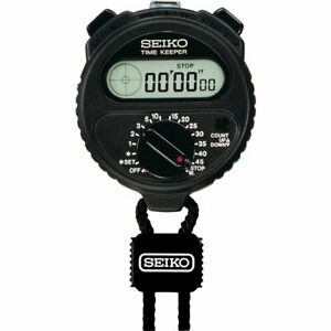 SEIKO TIMEKEEPER SSBJ025 Stop Watch