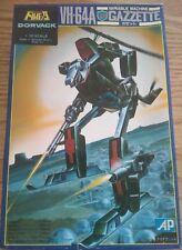 Dorvack 1/100 Scale - Vh-64A 'Gazzette' plastic kit. Sci-fi / Gundam