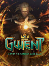The Witcher Artbook The Art of the Witcher: Gwent Gallery Collection NEU & OVP