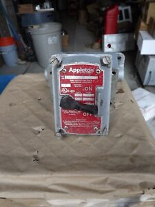 Cruise Hinds EDSC1129 Explosion-proof Switch