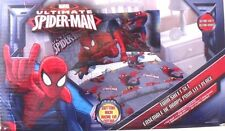 Marvel Ultimate Spiderman Ultra Soft Twin Sheet 3 Piece Set NWT FREE SHIPPING
