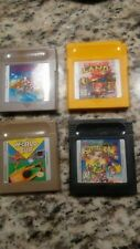 Authentic SUPER MARIO LAND 1 DK Land 3 World Cup Game and Watch Gallery 2
