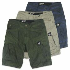 Shorts e bermuda da uomo blu ampio