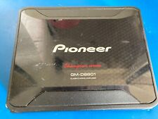 Pioneer GM-D8601 Monoblock Amplifier 800W - Black