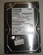 Toshiba SATA 500gb HDD Hard Drive 3.5 7200 HDKPC01D0A03 DT01ACA050