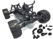 Monster Truck Road Warrior Mechanik Komplett + Schrauben Ritzel 1:10 4WD Himoto