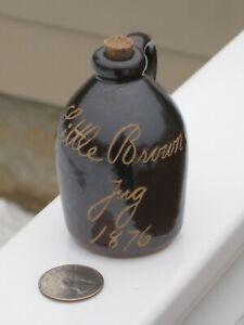 Stoneware Centennial Little Brown Jug - 1876