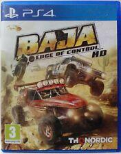 Baja Edge of Control HD. Ps4. Fisico. Pal Es