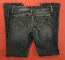 Nautica Boot Cut Stretch Blue Jeans Womens Size 6/28 (32x32)