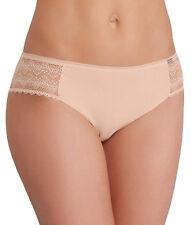 Chantelle Mademoiselle Brazilian Nude Brief Knickers Panty 1163 RRP £26