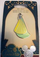 D23 Expo Disney Store Exclusive Art Of Snow White Limited Edition Le Pin! N3W!