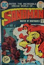 DC Comics - The Sandman Vol. 2 No.3 June-July 1975 original Excellent