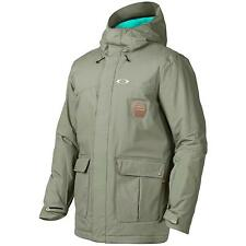 NEW OAKLEY WESTEND Jacket Breathable Waterproof Mens S SMALL RECCO SNOWBOARD SKI