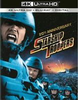 Starship Trooper 4K Ultra HD + Blu-ray Casoer Van Dien