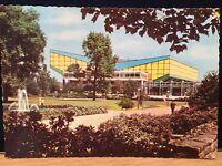 Essen , Gruga Halle , Ansichtskarte ,1965 gelaufen