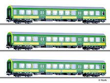LOT 66738Piko H0 5//6507 Reisezugwagen Personenwagen 1 Klasse der DR in OVP