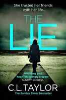 Very Good, The Lie, C.L. Taylor, Paperback