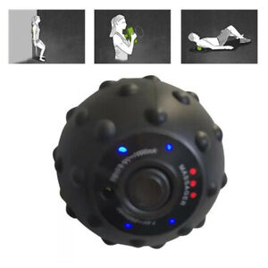 High Intensity Vibrating Massage Ball Roller Foot Massager Portrable for Muscle