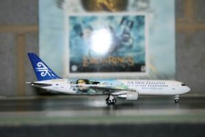 """Dragon Wings 1:400 Air New Zealand Boeing 767-300 ZK-NCG """"Lord of the Rings"""""""