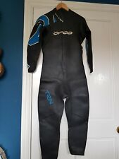 Orca TRN wetsuit size 9