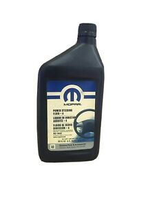 Power Steering Fluid + 4, 68218064AB