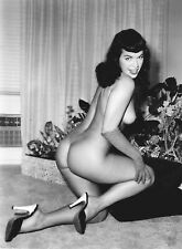 Bettie Page Sexy Pin Up Girl - 8 x 10 Photo