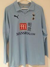 Tottenham Hotspur blue away Football Shirt - adult L long sleeves - Puma - SPURS
