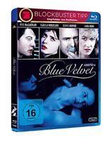 Blue Velvet [Blu-ray/NEU/OVP] von David Lynch mit Kyle MacLachlan, Laura Dern, I