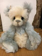 Kaycee Bears 'Neptune' Collectable Bear Limited Edition 23 of 50 BNWT + bag