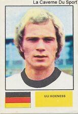 N°327 ULI HOENESS # DEUTSCHLAND BAYERN MUNCHEN STICKER AGEDUCATIF FOOTBALL 1977