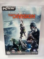 Tom Clancy's The Division Exclusive Steelbook Edition PC New Sealed
