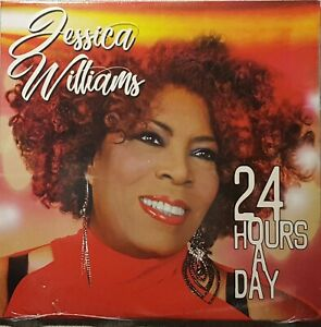 Jessica Williams - 24 Hours A Day - SEALED U.S. CD SINGLE