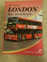 LONDON BUS HANDBOOK 3RD EDITION 2006