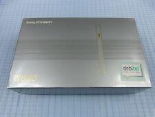 Sony Ericsson Walkman W890i Sparkling Silver! Ohne Simlock! TOP OVP! Imei gleich