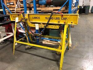 Lamco LMX24CL7.5T 15,000 Lbs Spanner Bar HE252M