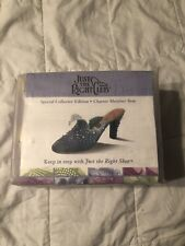 Just The Right Shoe Charter Member Club Exclusive Shoes 2000