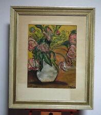 Joyce May  Pastel Still Life Floral