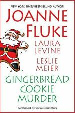 Gingerbread Cookie Murder by Joanne Fluke (2010, paperback)