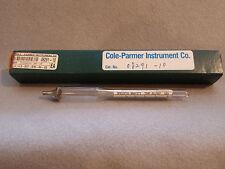 Cole Parmer Hydrometer