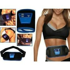 Abs Toner Muscle Stimulation Abdominal Toning Belt - Waist Ab Slimming RRP: £35