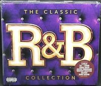 THE CLASSIC R&B COLLECTION - VARIOUS ARTISTS, TRIPLE CD ALBUM, (2017),NEW/SEALED