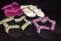 TEVA UNIVERSAL SLIDE Slides SPORT SANDALS Strappy WOMEN'S 1010170 Open Toe Shoes