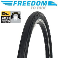 """Freedom Bicycle Wire Bead Bike Tyre Roadrunner Armour Protection - 26""""x1.9"""""""