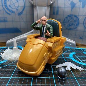 "Marvel Legends PROFESSOR X CHARLES XAVIER 6"" Figure Legendary Riders Hover Chair"