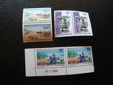 COTE D IVOIRE - timbre yvert et tellier n ° 234 245 253 x2 n** (Z3) stamp