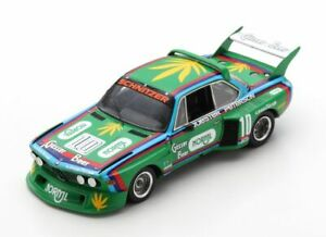 BMW 3.5 CSL Quester-Peterson 6hr Watkins Glen 1976 1:43 (Spark US110)