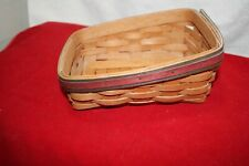 1992 Longaberger Note Paper Basket, Father'S Day,