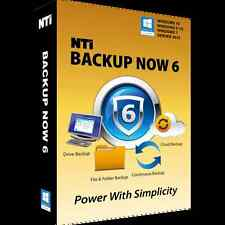 "NTI Backup Now 6 - The ""Best Buy"" Award-winning Backup Software for Office PCs"