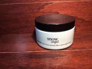 Philosophy Snow Angel Glazed Body Souffle 4 fl. oz. 120ml, Sealed