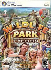 Wildlife Park Tycoon PC Games!